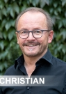 Unser Teammitglied: Christian