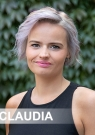 Unser Teammitglied: Claudia